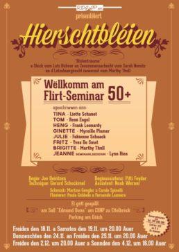 Plakat Hierschtbléien